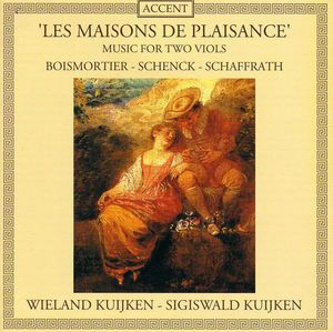 Maisons de Plaisance (Houses of Pleasure)