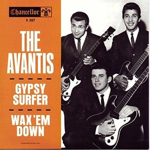 Gypsy Surfer /  Wax Em Down