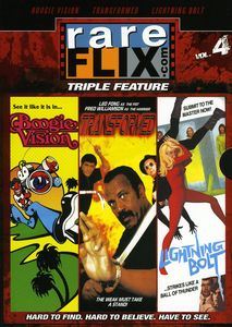 Rareflix Triple Feature, Vol. 4