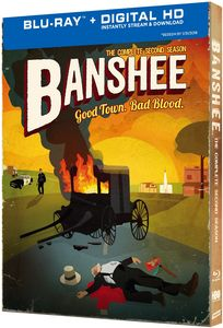 Banshee: The Complete Second Season