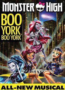 Monster High: Boo York Boo York