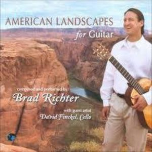 American Landscapes for Guitar