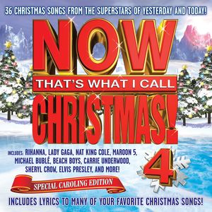Now Christmas 4: The Carol Edition /  Various