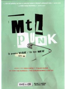 MTL Punk: La Previere Vague [Import]