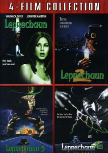Leprechaun/ Leprechaun 2/ Leprechaun 3/ Leprechaun 4 [WS] [4 Film Collection]