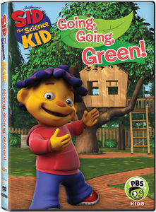 Sid the Science Kid: Going Going Green
