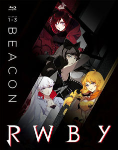 RWBY, Vol. 1-3: Beacon