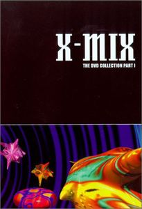 X-Mix: DVD Collection, Vol. 1 [Visual Arts]