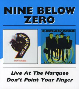 Live At The Marquee/ Don't Point Your Finger [Import]