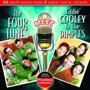 Four Tunes Meet Eddie Cooley the Dimples