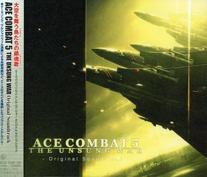 Ace Combat 5: Unsung War (Original Soundtrack) [Import]