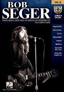 Guitar Play Along: Bob Seger, Vol. 18