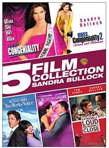 5 Film Collection: Sandra Bullock