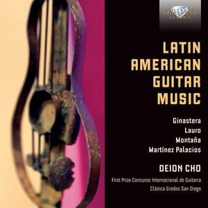 Latin American Guitar Music