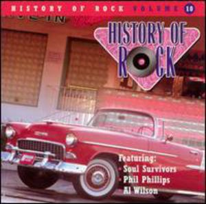 The History Of Rock, Vol.10 [Remastered]