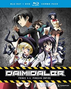 Daimidaler: Prince Vs Penguin Empire - Comp Series
