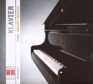 Piano: Greatest Concertos