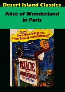 Alice of Wonderland in Paris