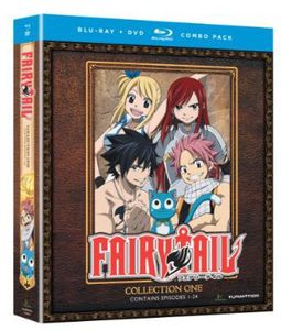 Fairy Tail: Collection One [BR/ DVD]