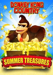 Summer Treasures: Donkey Kong Country
