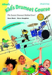 Kids Drumset Course [Instructional]