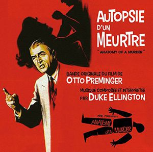Autopsie D'un Meurtre (Original Soundtrack) [Import]