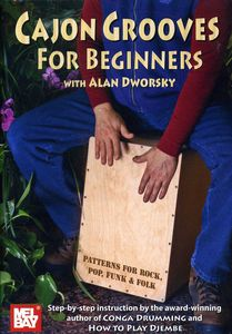 Cajon Grooves for Beginners