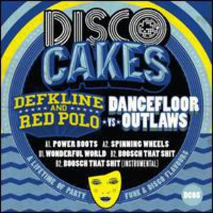Vol. 5-Disco Cakes [Import]