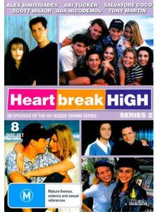Heartbreak High: Series 2 [Import]