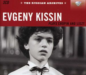 Russian Archives: Evgeny Kissin Plays Chopin