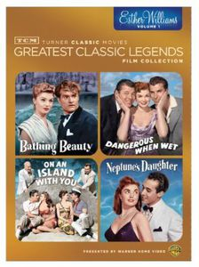 TCM Greatest Classic Legends Film Collection: Esther Williams Volume 1