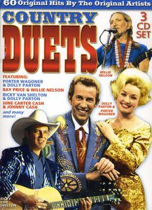 3-Country Duets 1 /  Various