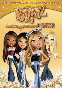 Bratz: Passion 4 Fashion Diamondz [Full Frame] [Sensormatic] [Checkpoint]