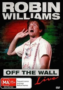 Robin Williams Live Off The Wall [Import]