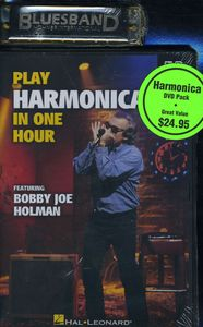 Play Harmonica Pack [w Harmonica] [Instructional]