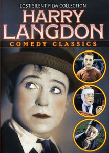 Harry Langdon Comedy Classics [B&W] [Silent]