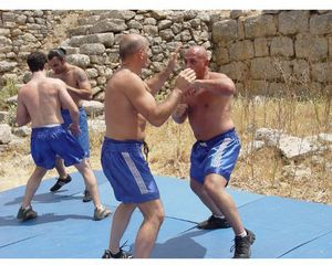 Pankration: Original Martial Art