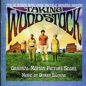 Taking Woodstock (Score) (Original Soundtrack)