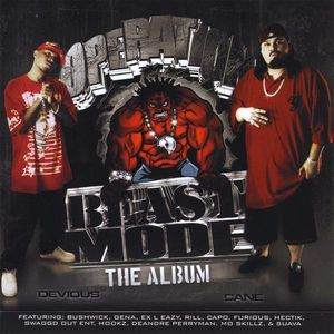 Operation Beastmode the Album