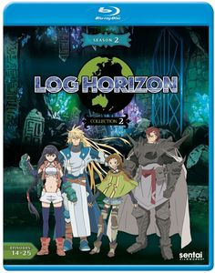 Log Horizon 2: Collection 2
