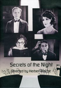 Secrets Of The Night [1924] [B&W] [Silent]