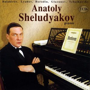 Russian Music for Piano 2CD's