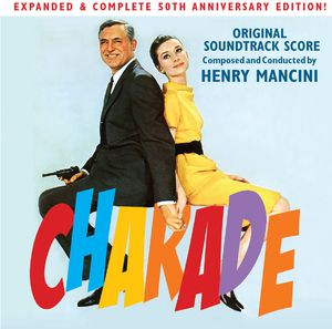 Ost Charade 50th Anniversary Edition (Original Soundtrack) [Import]