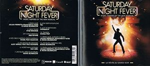 Saturday Night Fever (Music Inspired By The New Musical) [Import]