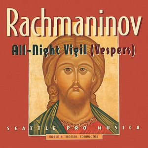 Rachmaninov: All-Night Vigil