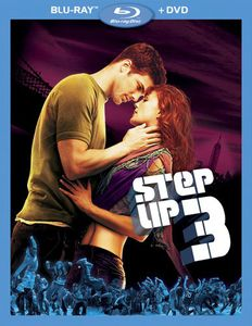 Step Up 3 [Widescreen] [Blu-ray/ DVD Combo] [O-Card]