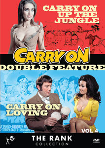 Carry on up the Jungle /  Carry on Loving