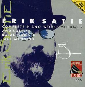 Satie: Complete Piano Works 9