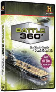 Battle 360: The Bloody Battle of Guadalcanal