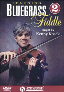 Learning Bluegrass Fiddle, Vol. 2 [Instructional]